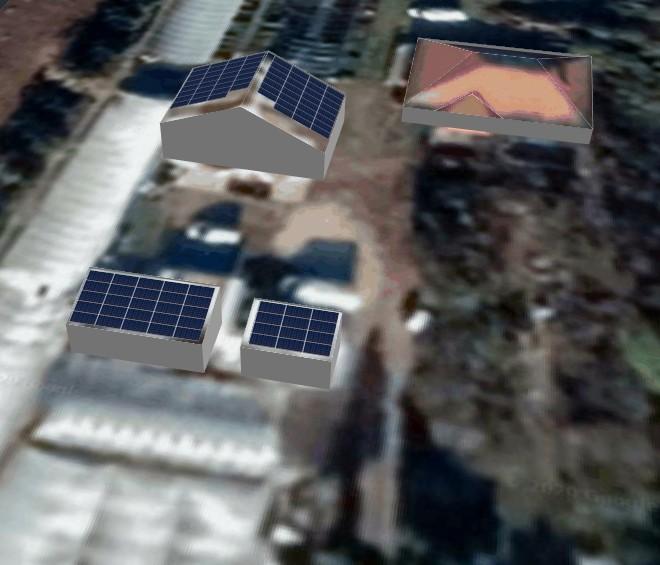 napelem tervezés-tanácsadás Családi ház - Szentkirály - 37 kWp